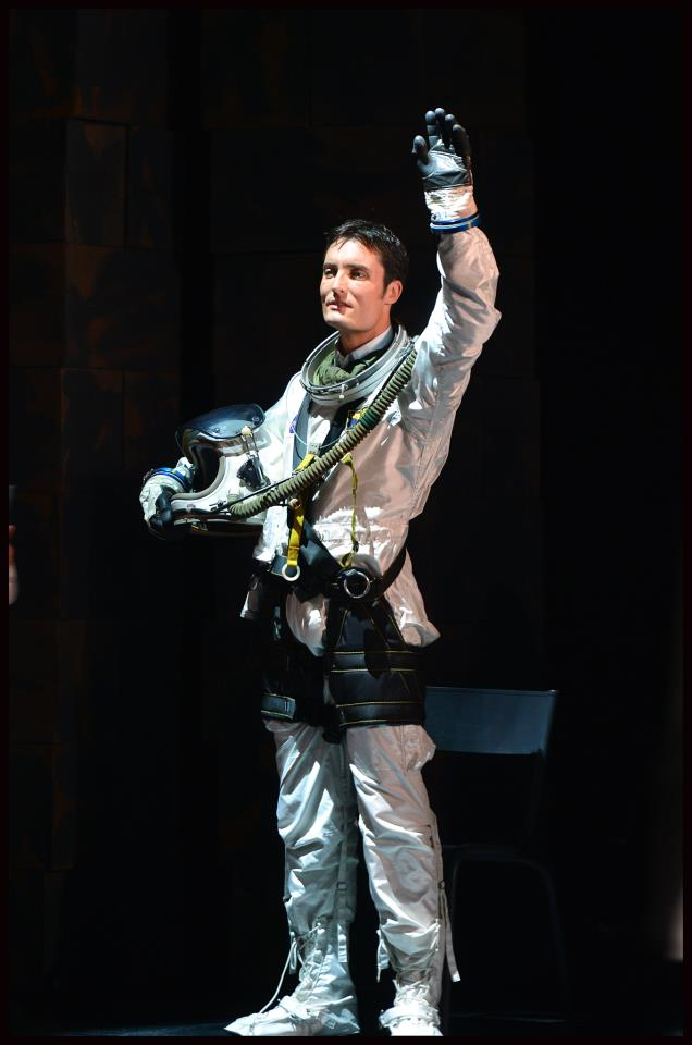 Marco Di Sapia - Baritone in JETZT (Opéra National de Montpellier)