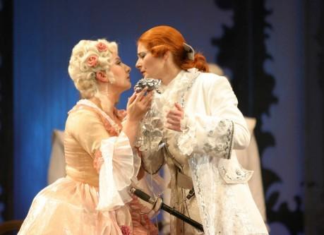 Rita-Lucia Schneider - Octavian in DER ROSENKAVALIER (State Opera Gdansk)