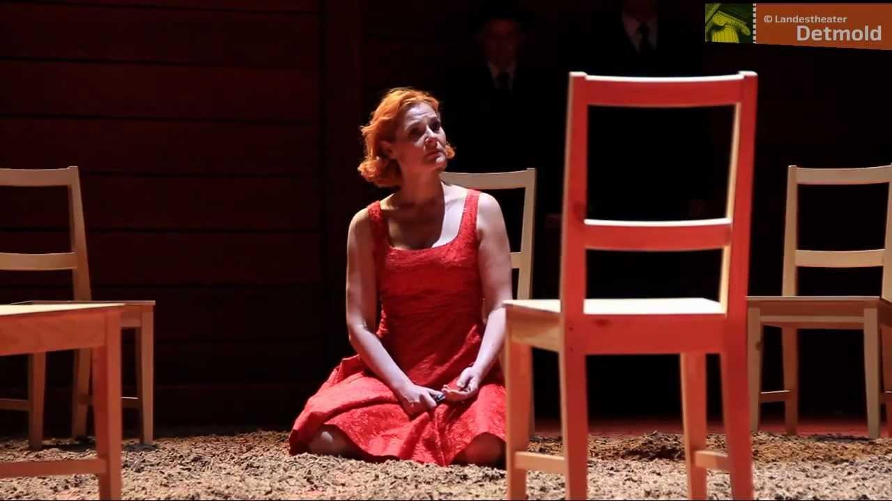 Rita-Lucia Schneider - title role in CARMEN (Landestheater Detmold)