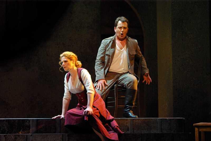 Matjaž Stopinšek - Don José in CARMEN (Slovenian National Theater Maribor)