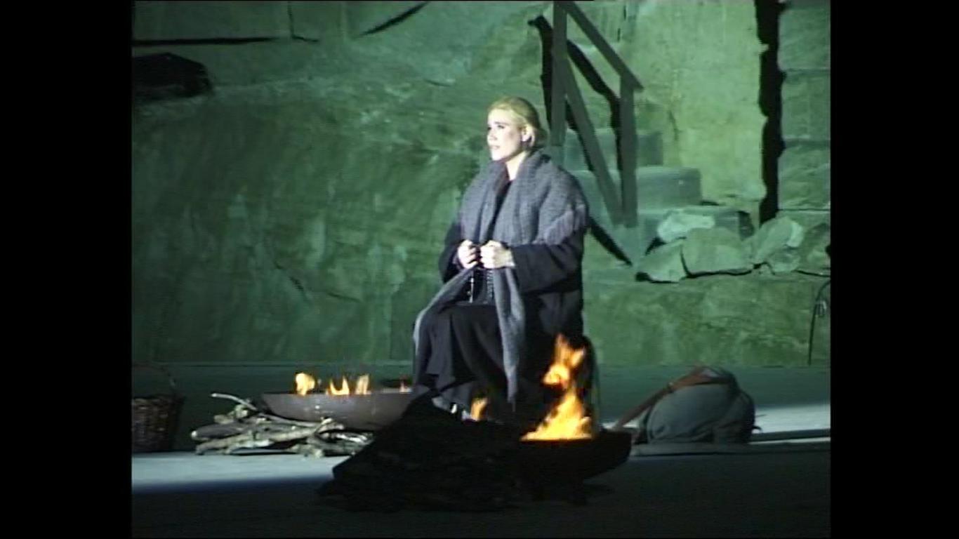 Cecilia Hjortsberg - Micaëla in CARMEN (Opernfestspiele St. Margarethen)