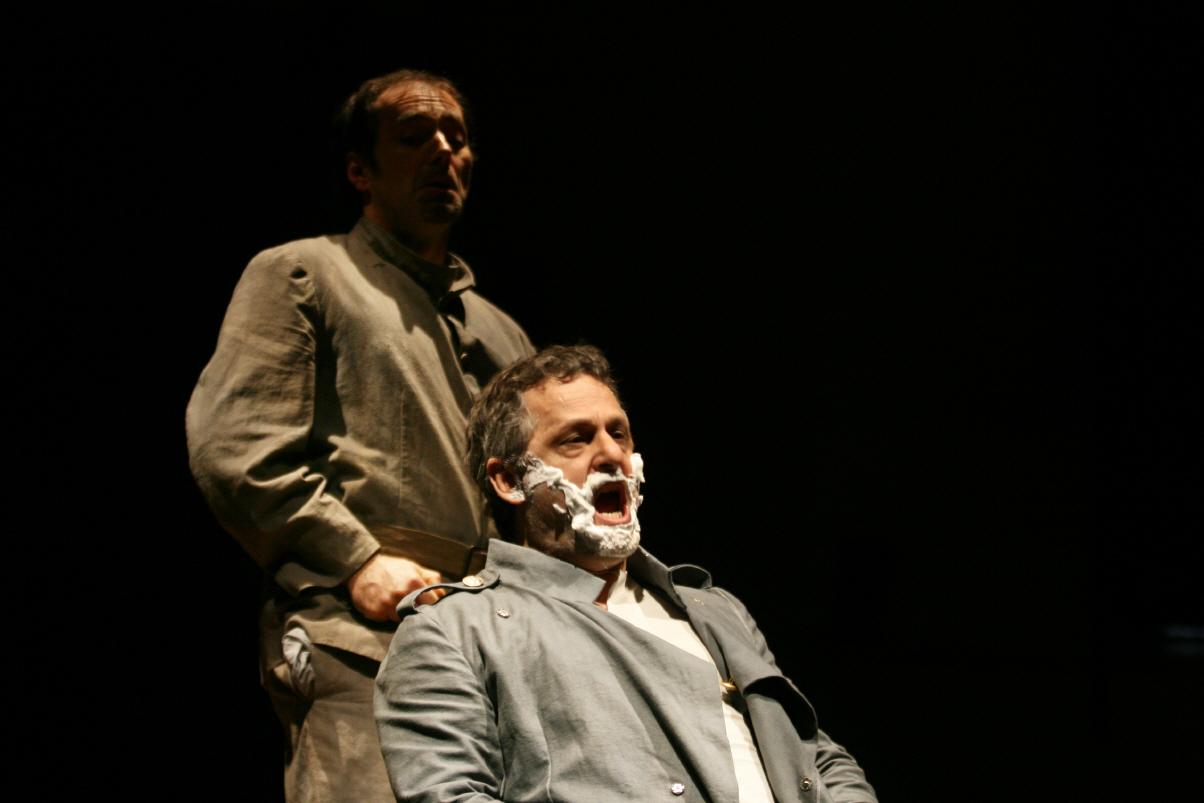 Michael Gniffke - Hauptmann in WOZZECK (Teatro della Brera)