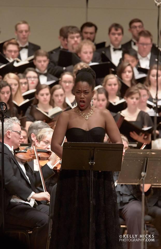Christin-Marie Hill - Messa da Requiem (Arkanas Symphony Orchestra)