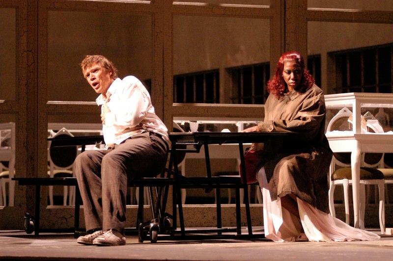 Hope Briggs - Duchess of Parma in DOKTOR FAUST (San Francisco Opera)