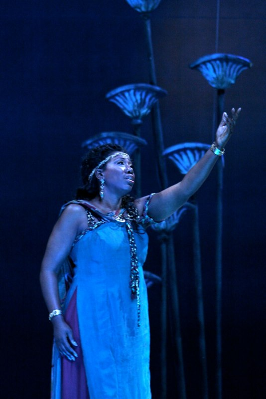 Hope Briggs - title role in AIDA (Nevada Opera)