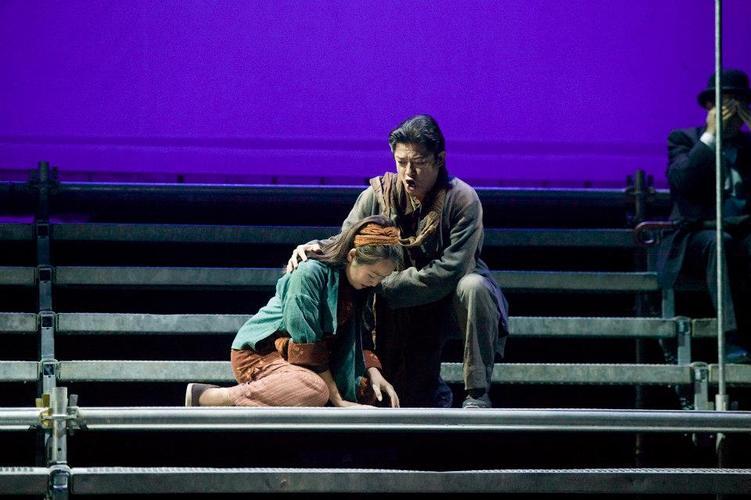 Mari Moriya - Liù in TURANDOT (Opera Ireland)