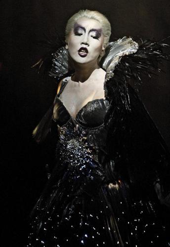 Mari Moriya - Queen of the Night in DIE ZAUBERFLÖTE (Scottish Opera)