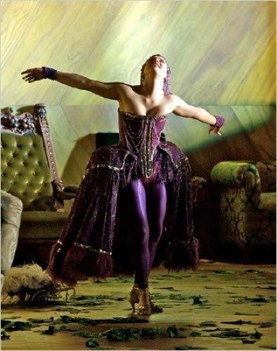Juliet Petrus - La Musica in L'ORFEO (Glimmerglass Opera)