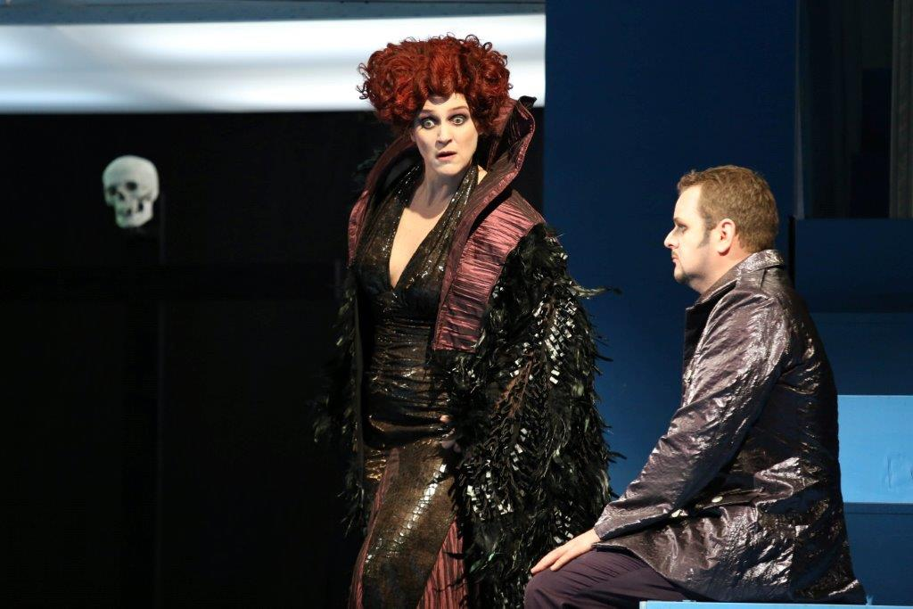 Dubravka Musovic - Ortrud in LOHENGRIN (National Theater Zagreb)