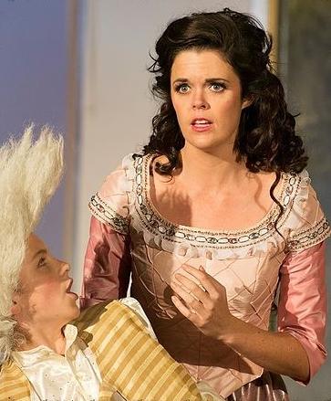 Valda Wilson - Pamina in DIE ZAUBERFLÖTE (Oper Klosterneuburg)