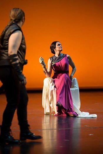 Valda Wilson - Vitellia in LA CLEMENZA DI TITO (Theater Ulm)