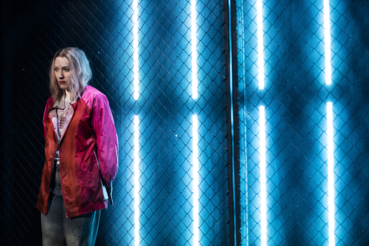 Solgerd Isalv - title role in LA TRAGÉDIE DE CARMEN (Wermland Opera)