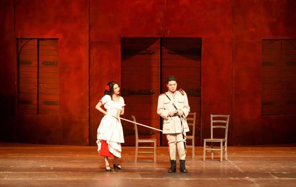 Xiaoyi Xu - Carmen (Fujian Fuzhou Great Theatre)