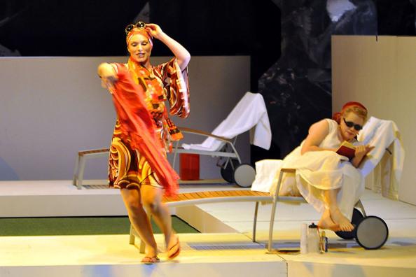Solgerd Isalv - Olga in EUGEN ONEGIN (Vaasa Opera)