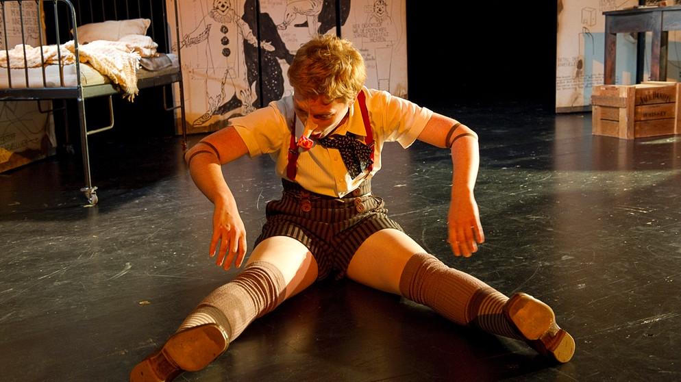 Solgerd Isalv - Pinocchio (Staatstheater Nürnberg)