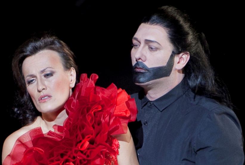 Derrick Ballard - Scarpia in TOSCA (Staatstheater Mainz)