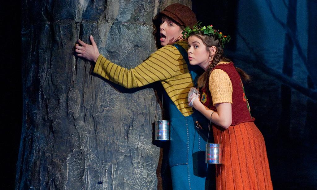 Sieglinde Feldhofer - Gretel in HÄNSEL UND GRETEL (Oper Graz)