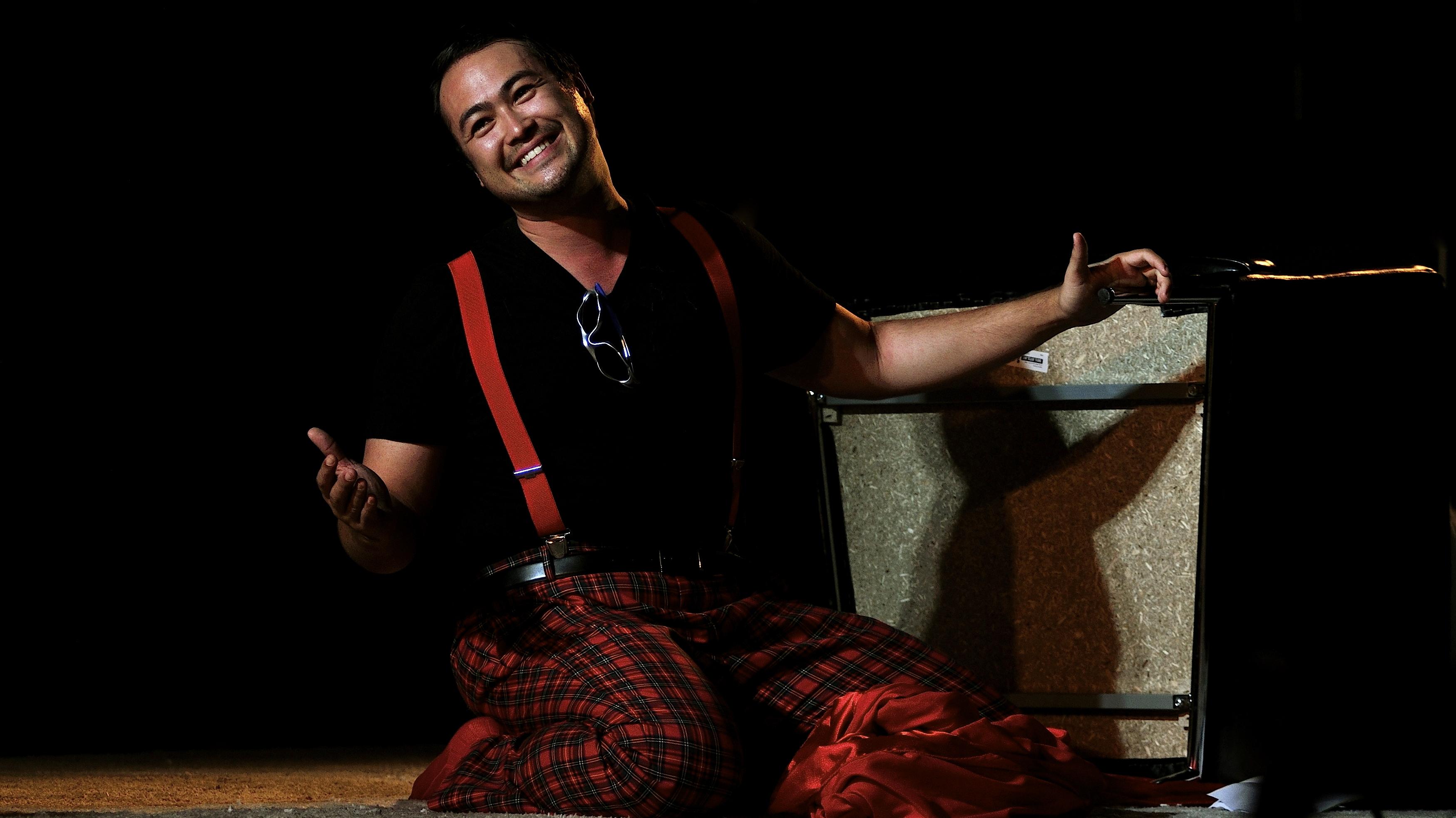 Eugene Villanueva - Mr. Slook in LA CAMBIALE DI MATIMONIO (Festival Aix-en-Provence)