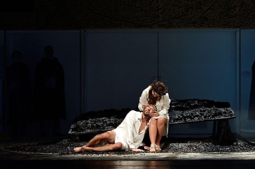 Jorge Garza - Tito in LE CLEMENZA DI TITO (National Moravian-Silesian Theatre)