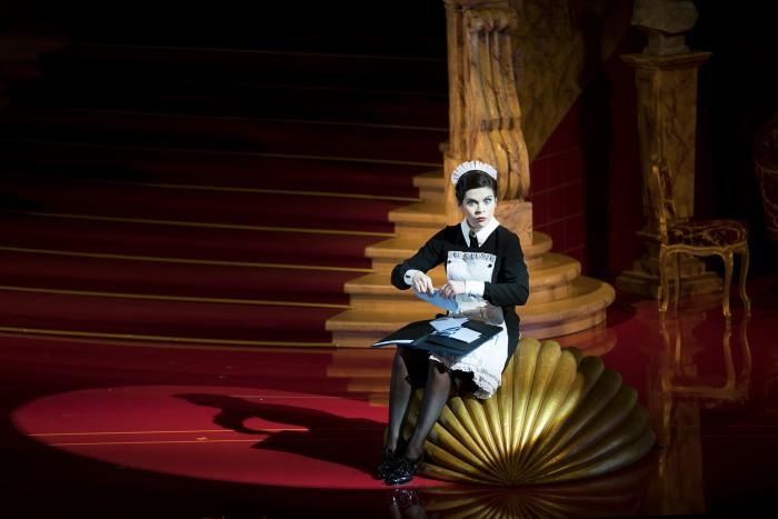 Sieglinde Feldhofer - Hortense in DER OPERNBALL (Oper Graz)
