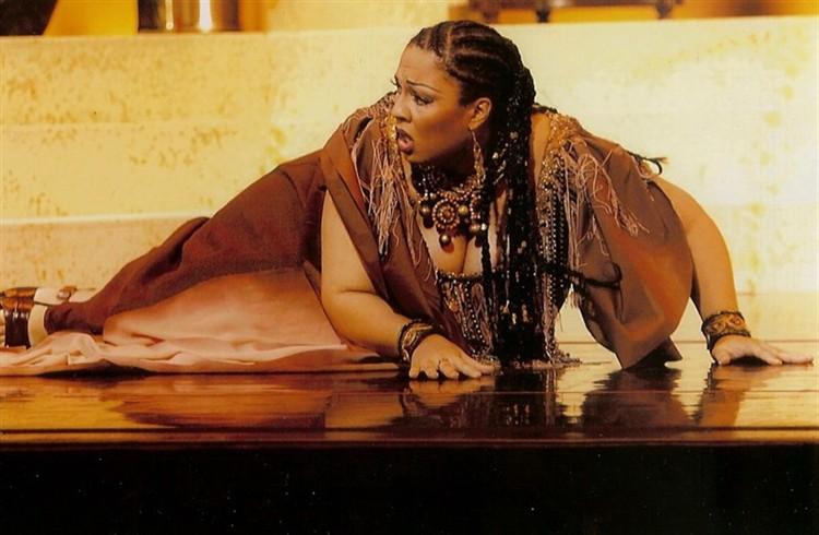 Othalie Graham - Aida