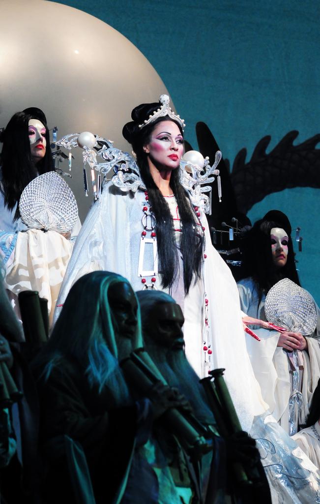 Othalie Graham - Turandot (Nashville Opera)
