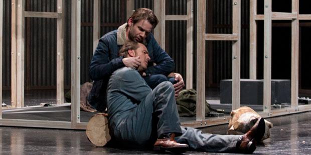 Christian Tschelebiew - Ennis del Mar in BROKEBACK MOUNTAIN (Theater Aachen)