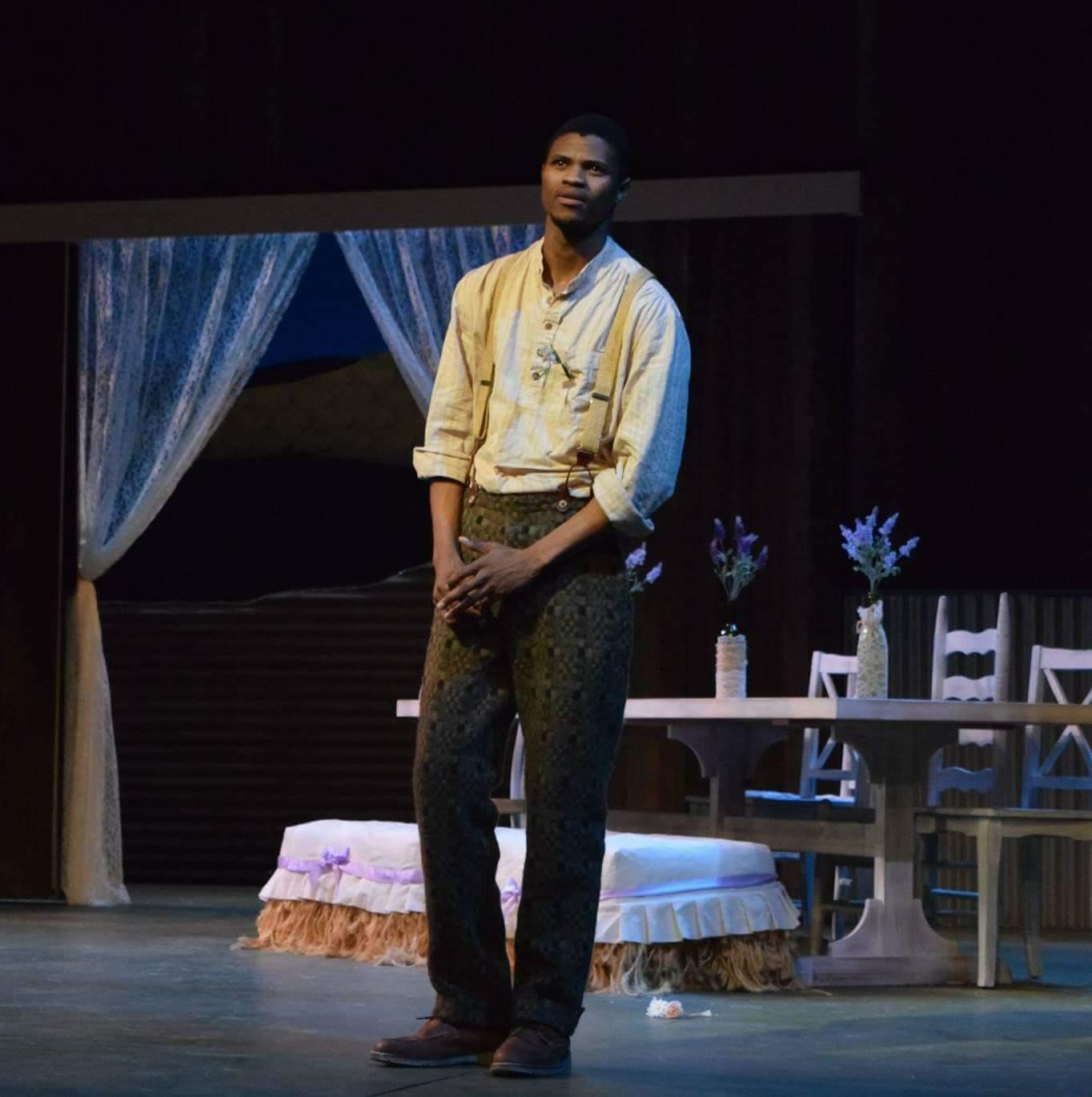 Esewu Nobela - Nemorino in L'ELISIR D'AMORE (Meadows Opera Theater)