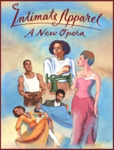 Intimate Apparel poster2