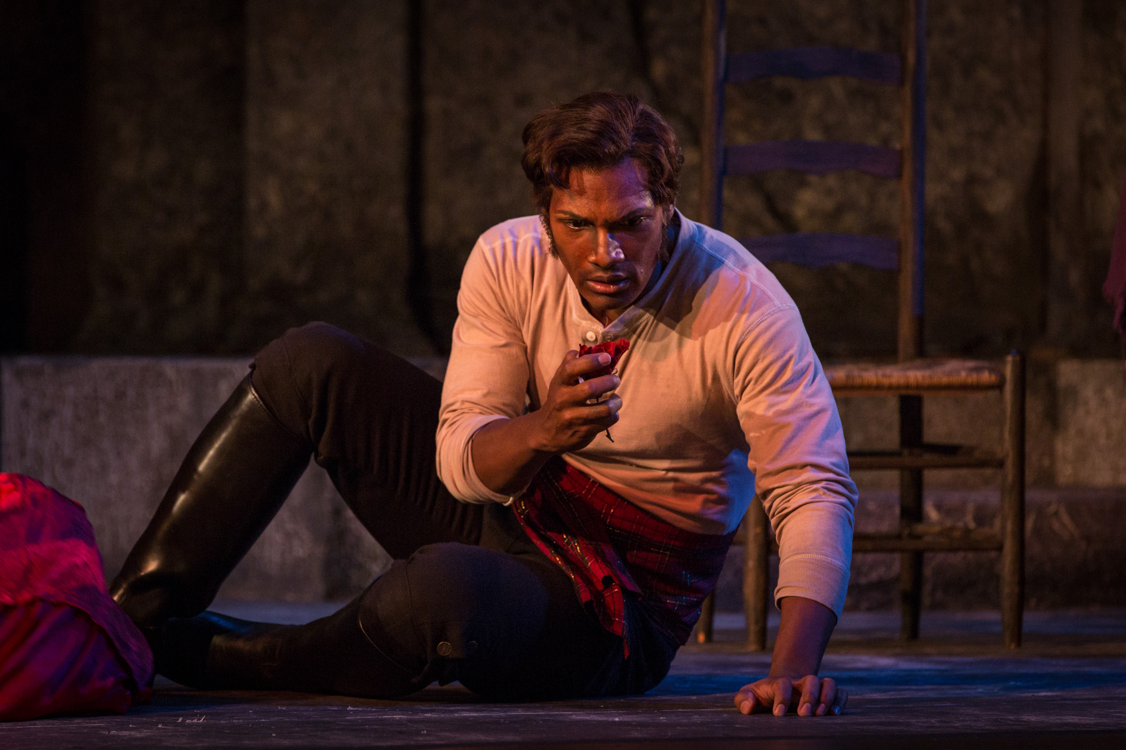 Noah Stewart - Don José in CARMEN (Florentine Opera)