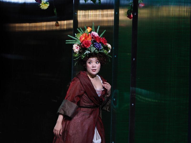 Misaki Morino - Sandrina in LA FINTA GIARDINIERA (Kammeroper Wien)