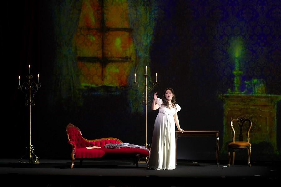 Misaki Morino - Violetta in LA TRAVIATA (Rohm Theater)